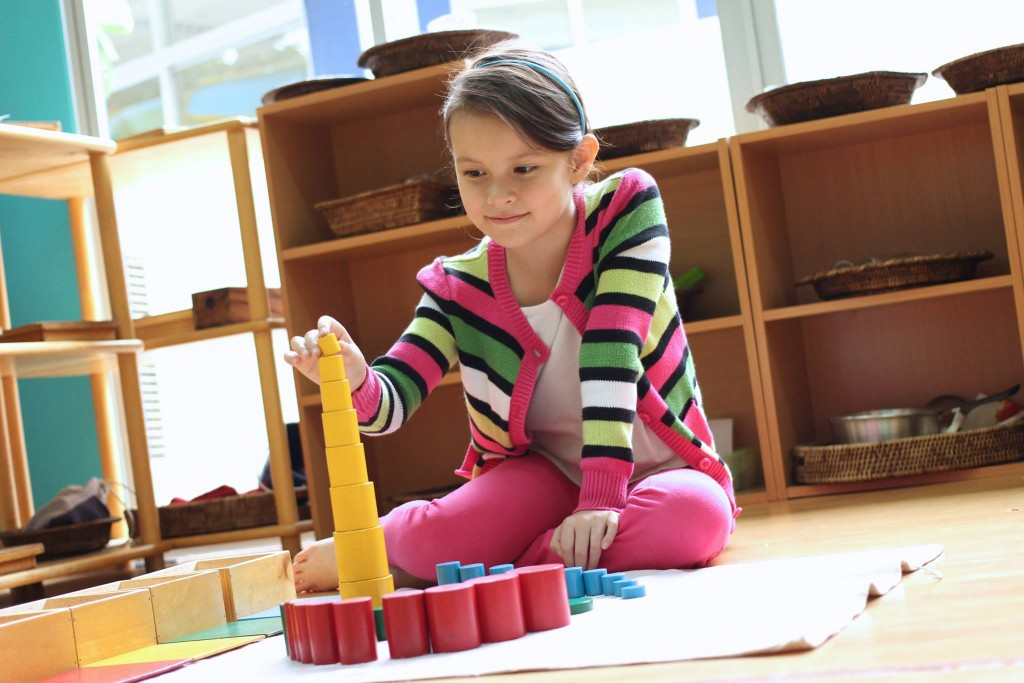 What to Expect From A Montessori School Classroom